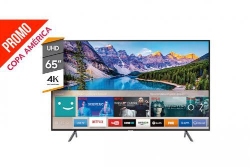 Smart TV NU7100 65'
